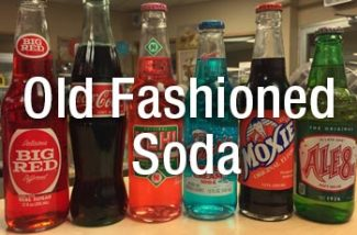 Old Fashioned Soda