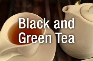 Black and Green Tea image