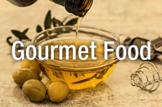 Gourmet food - Imported olive oil and vinegars